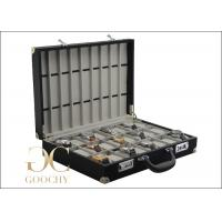 Buy cheap Grains / Crocodile / plain PU Leather Watch Storage Box For 24 Unisex Watches from wholesalers