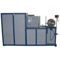 Wholesale aluminum foil with wire round duct making machine ATM-600 from china suppliers