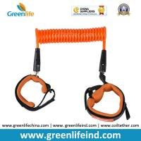 Wholesale China Manufacturer Popular Anti-Lost Retractable Orange Safety Harness for Children from china suppliers