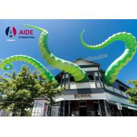 Wholesale 4M Giant Inflatable Octopus , Festival Celebrating Inflatable Party Decorations from china suppliers