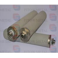 Wholesale Sintered stainless steel porous metal filter tube‏ from china suppliers