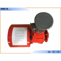 Buy cheap Red Painting Cable Reeling Drum With Motor Horizontal/ Vertical Installation Type from wholesalers
