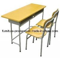 Wholesale School Furniture / School Desk and Chair Set (JS-1) from china suppliers