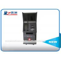 Wholesale Card Dispenser Hospital Check In Kiosk , Bespoke Computer Kiosk Enclosures Cabinet from china suppliers