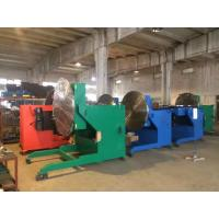 Wholesale 90 Degree Tilting Angle Welding Turn Table 3T Welding Positioners from china suppliers