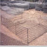 Wholesale welded gabion box hexagonal wire gabion box from china suppliers