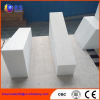 Wholesale Fireproof High Temperature Corundum Mullite Brick For Gas Furnace , Roatry Kiln from china suppliers
