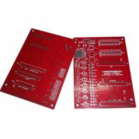 Wholesale Silver Custom PCB Boards with 0.05mm Hole Tolerance for UV LED PCB Board Design from china suppliers