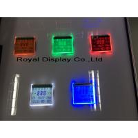 Wholesale RYD2055BV02 Custom LCD Panel For Measuring Electricity / Clusters / Car Radios from china suppliers