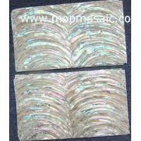 Paua shell paper for guitar inlaying
