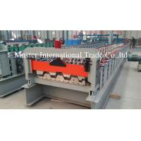 Wholesale 915mm Floor Deck Roll Forming Machine Lightweight Concrete Forming Machine from china suppliers