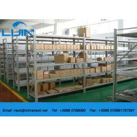 Wholesale Cold Roll Steel Light Duty Racking Corrosion Protection 50--300kg / Layer Load from china suppliers
