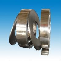 Wholesale Hot Dipped Galvanized Steel Strip 0.15mm - 3.8mm Chromated DX51 SGCC SGCD from china suppliers