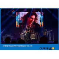 Wholesale High Resolution LED  Advertising Display P5 RGB LED Screen Rental 1 / 16 Scan SMD 3528 Panel from china suppliers