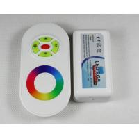 Wholesale GU10 3W Remote Control 16 - Color RGB LED Spotlight Bulbs for Entertainment Lighting from china suppliers
