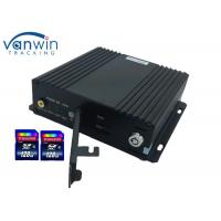 Wholesale Bus Truck And Taxi Cctv Camera Shockproof 4 Channel MDVR With GPS Wifi 3G Remote Control from china suppliers