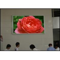 Quality 1 / 8 Scan p6 Customized Video LED display Full Color High definition for sale