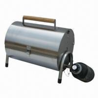 Wholesale Stainless Double Gas Barbecue Grills from china suppliers