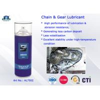Wholesale Chain and Gear 400ml Spray Industrial Lubricants for Lubrication and Abrasion-Resistance from china suppliers