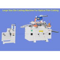 Wholesale 500 * 750mm Area Automatic Die Cutting Machine For Adhesive Tape / Textured Paper from china suppliers