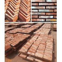 Wholesale Decorative Brick, Old Red Brick Slices, Brick Veneer, Corner Brick. from china suppliers