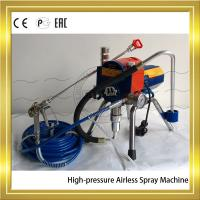 Wholesale Electric Plunger Type Mortar Sprayer Machine For Ceiling of Building from china suppliers