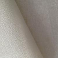 Wholesale Pure Natural Raw Woven Hemp Fabric Women Men Blouse Sweater Cloth18Nm x 16Nm 210GSM from china suppliers