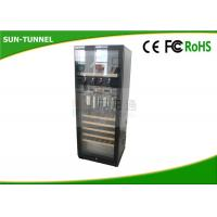 Wholesale Innovative Wine Vending Machine Retailing Variable Package Size Modular Design from china suppliers