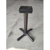 Wholesale Black Space Saving Bar Table Legs Flip Top Table Base Cast Iron Table Bas legs from china suppliers