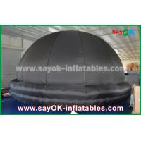 Wholesale Indoor Show Inflatable Planetarium / Inflatable Dome Tent For Cinema from china suppliers