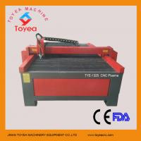 Wholesale CE Approved 1300 x 2500mm CNC Plasma Cutting machine for metal TYE-1325 from china suppliers
