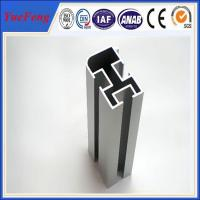 Wholesale Good!Aluminium industry extrusion profiles, silver anodized profil aluminum per kgs from china suppliers