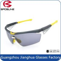 Wholesale JH051 Rubber Outdoor Sports Sunglasses Polarized UV400 For Outdoor Sports from china suppliers