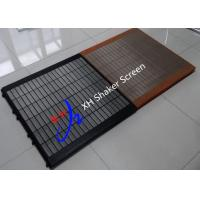 Wholesale Composite MI Swaco MD-3 Shaker Screen With 3 Layers Stainless Steel Wire Mesh from china suppliers