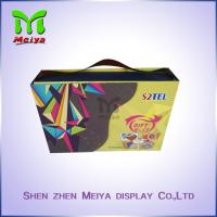 Wholesale Customized Recycled Book Gift Packaging Boxes With Ribbon Cardbaord Paper from china suppliers