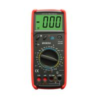 Wholesale Professional CE DMM Digital Multimeter DC UR8905A 20KHz Frequency from china suppliers