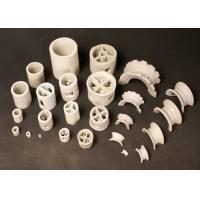 Wholesale Industrial Alumina Ceramic Random Packing Cascade Rings In Absorbing Tower from china suppliers