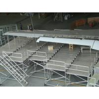 Wholesale Wing Dock Steel Aluminium Alloy Aircraft Scaffolding Trouble Free Assembly Liftable type from china suppliers