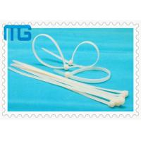 Wholesale Self - Lock 66 Nylon Cable Ties Heat Resistance 60mm - 1200mm ROHS Approved from china suppliers