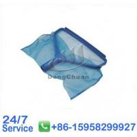 Wholesale Plastic Leaf Deep Rakes with Australian Handle ( PE Net ) Swimming Pool Leaf Rake - T551A from china suppliers