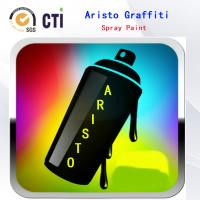 Wholesale Solvent Based / Water Based Graffiti Spray Paint With Fat / Medium / Skinny Nozzle from china suppliers