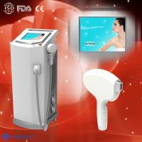 Wholesale 810 nm Diode Laser Hair Removal Machine / Equipment For Hairline / Lip Hair from china suppliers