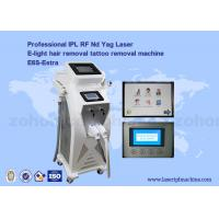 Wholesale OPT E- Light RF YAG Laser IPL Machine Cooling + Heat For Multi Treatments Machine from china suppliers