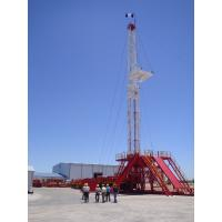 Quality Oil Drilling Rig , Hydraulic Rotary Drilling Rig Machine , ZJ70/4500DBS for sale