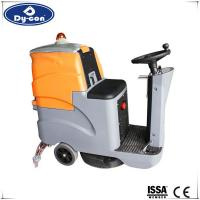 Wholesale Multifunctional Industrial Small Ride On Auto Scrubber Cement Floor Scrubber from china suppliers