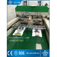 Wholesale Automatic T-Shirt Bag Making Machine High Speed Used For Shopping Market from china suppliers