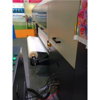 Quality Automatic Industrial Digital Printing Machines For Cloth Kyocera Head 1800 mm for sale