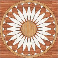 Wholesale flower Pattern floor tile,Water-jet cutting tile  PH038-2121 from china suppliers