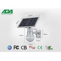 Wholesale Samsung all in one integrated solar led street light 120lm / w easy installation from china suppliers