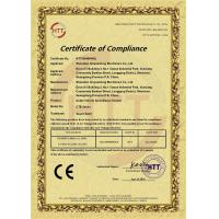 Shenzhen Xinyuantong Electronics Co., Ltd. Certifications